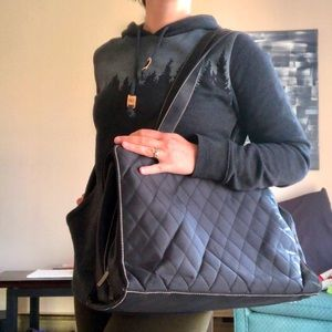 Mary Kay Quilted Consultant Travel Bag